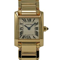 Cartier W50002N2 Yellow gold 2004 Tank Française 20mm pre-owned United States of America, Florida, 33132