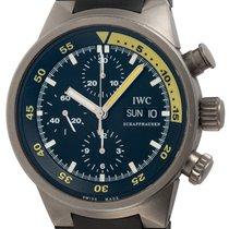 IWC Aquatimer Chronograph IW371918 usados