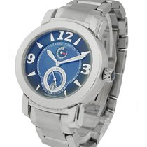 Ulysse Nardin 278-70-8/632 Macho Palladium 950 - Blue/Black...