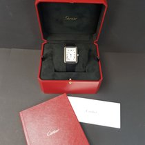 Cartier WSTA0029 Stahl Tank Solo 40,8mm