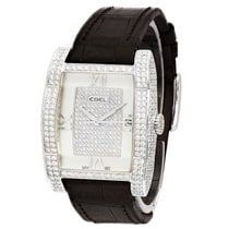 Ebel Tarawa Automatic Diamond 18K White Gold