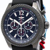 브라이틀링 (Breitling) Bentley Barnato 42 Midnight Carbon Watch...