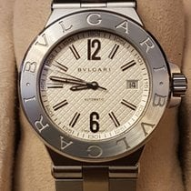Bulgari Diagono DG 40S Model New 40 mm New