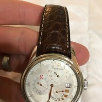 JeanRichard Steel 41mm Automatic 63112 pre-owned