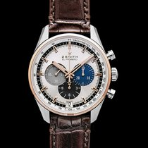 Zenith El Primero Chronomaster new Automatic Watch with original box and original papers 51.2080.400/69.C494