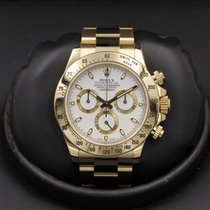 Rolex Daytona 116528 Yellow Gold