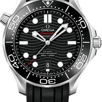 Omega Steel Seamaster Diver 300 M 42mm new