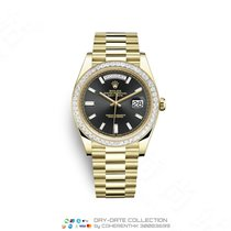 Rolex Yellow gold 40mm Automatic M228398TBR-0001 new