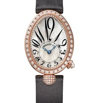 Breguet new Automatic 28mm Rose gold