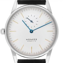 NOMOS Orion Steel 38mm Silver