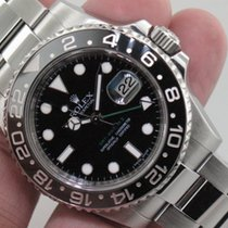 Rolex GMT-Master II pre-owned 41mm Steel