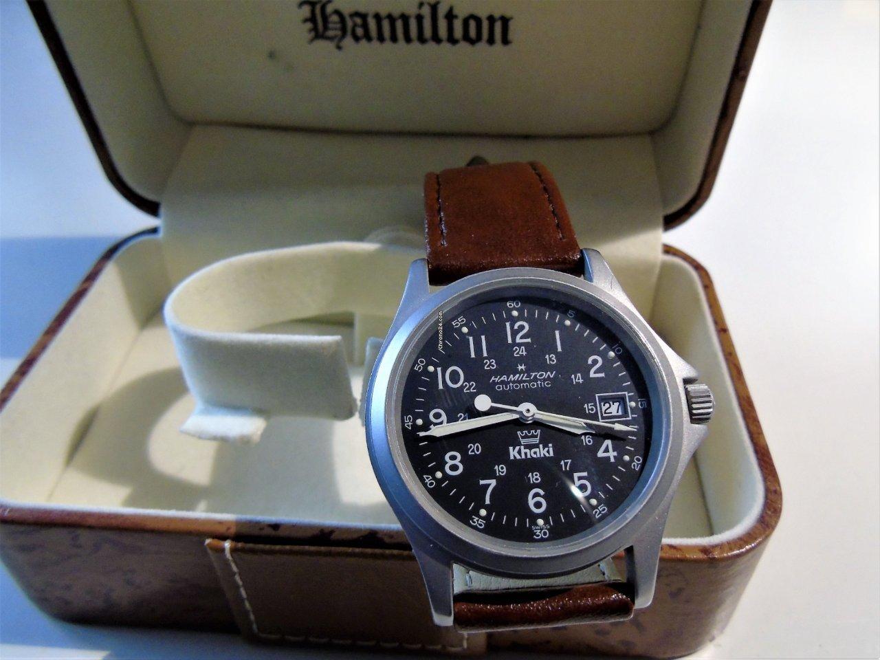 Αγορά ρολογιών Hamilton  eace6660180
