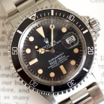Rolex Submariner Date Steel 40mm Black No numerals United States of America, Virginia, Sterling