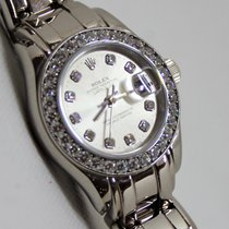 Rolex Lady-Datejust Pearlmaster White gold 29mm