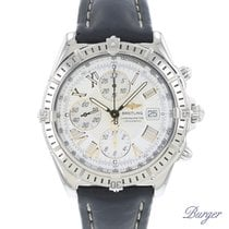 Breitling Crosswind Racing Acero 42.5mm Blanco Romanos