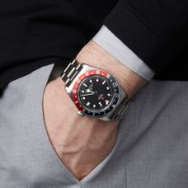Tudor Black Bay GMT 40mm Nederland, Amsterdam