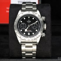 Tudor Steel 41mm Automatic 79350 pre-owned