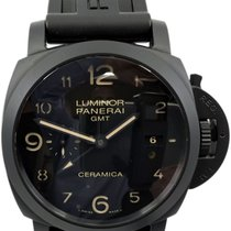 Panerai Luminor 1950 3 Days GMT Automatic PAM00441 pre-owned