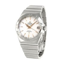 Omega Constellation Men 123.10.38.21.02.002 new