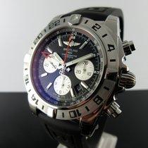 Breitling Chronomat 44 GMT Stahl 44mm Schwarz Keine Ziffern Deutschland, München