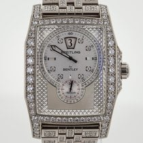 Breitling Bentley Flying B White gold 41mm Silver No numerals United States of America, California, Pleasant Hill