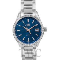 TAG Heuer Carrera Lady 36mm Blau