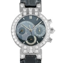 Harry Winston Premier White gold 32mm Blue United States of America, Pennsylvania, Southampton