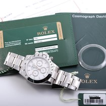 Rolex Daytona Steel 40mm White United States of America, California, Los Angeles