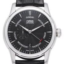 Oris Artelier Small Second 01 745 7666 4054-07 5 23 71FC 2019 new