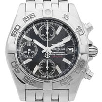 Breitling Chrono Galactic Staal 39mm