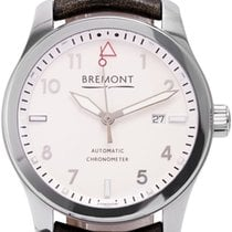 Bremont Steel Automatic 43mm pre-owned Solo