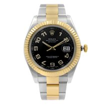 Rolex Datejust II 116333 BKAO 2009 pre-owned