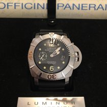 Panerai Titanium 47mm Automatic PAM 00285 PAM00285 PAM285 285 pre-owned