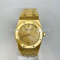Audemars Piguet Yellow gold 33mm Quartz 56175BA pre-owned