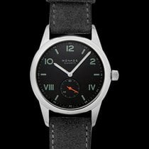NOMOS Club Campus 38.5mm Noir