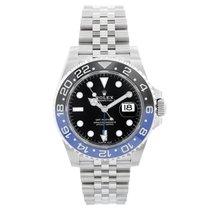 Rolex GMT-Master II 126710 BLRO new