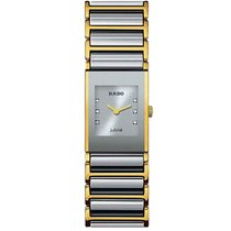 Rado Integral Steel 25mm Silver United States of America, Connecticut, Shelton