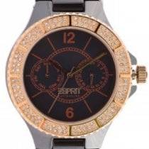 Esprit Ceramic 41mm Quartz new