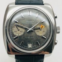 Nivada Steel 39mm Manual winding 87016 pre-owned