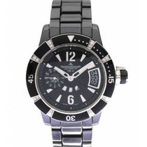Jaeger-LeCoultre Master Compressor Diving GMT Ceramica 39mm Negru