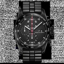 ポルシェデザイン Chronotimer Series 1 Polished Black