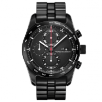 保时捷 Chronotimer Series 1 Polished Black