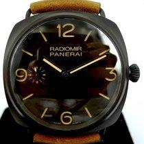 파네라이 (Panerai) Panerai Pam00504 Radiomir Brown Composite