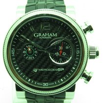Graham Mercedes Gp Limited Edition Automatic Mens Watch W/ Box...