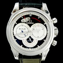 Omega De Ville Co-Axial Chronograph