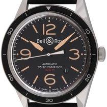 Bell & Ross : BR 123 Sport Heritage :  BRV123-ST-HER/SRB :...