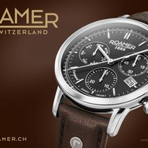 Roamer Vanguard Chrono II 975819 41 55 09 Herrenuhr
