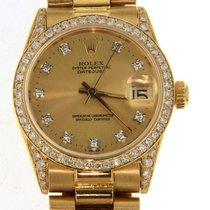 Rolex Datejust - Wristwatch - (our internal #8139)