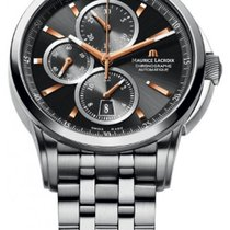 Maurice Lacroix Pontos Chronographe Steel United States of America, New York, New York City