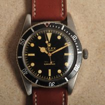 Rolex Submariner small Crown Red Triangle 6536/1
